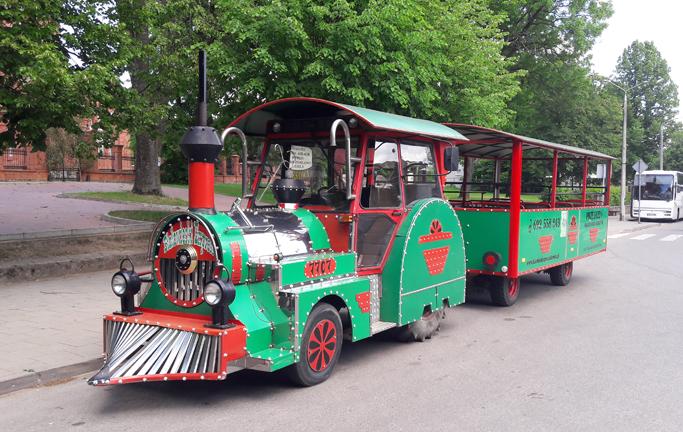 Atrakcje Białowieski Express